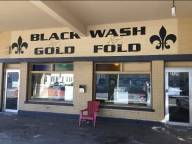 TOP RATED Laundromat - Black & Gold Wash & Fold ®